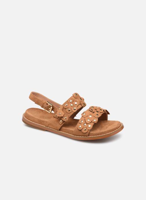 Sandali e scarpe aperte Vanessa Wu SD1546 Marrone vedi dettaglio/paio