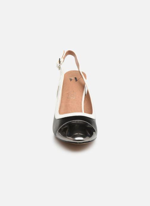 Zapatos de tacón Vanessa Wu SD1549 Negro vista del modelo
