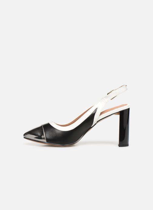 High heels Vanessa Wu SD1549 Black front view
