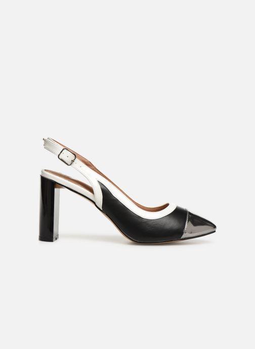 Zapatos de tacón Vanessa Wu SD1549 Negro vistra trasera