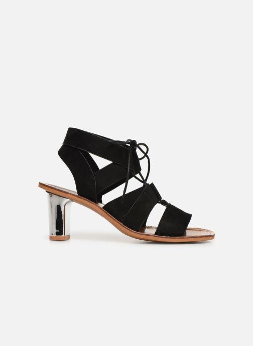 Sandali e scarpe aperte Vanessa Wu SD1552 Nero immagine posteriore