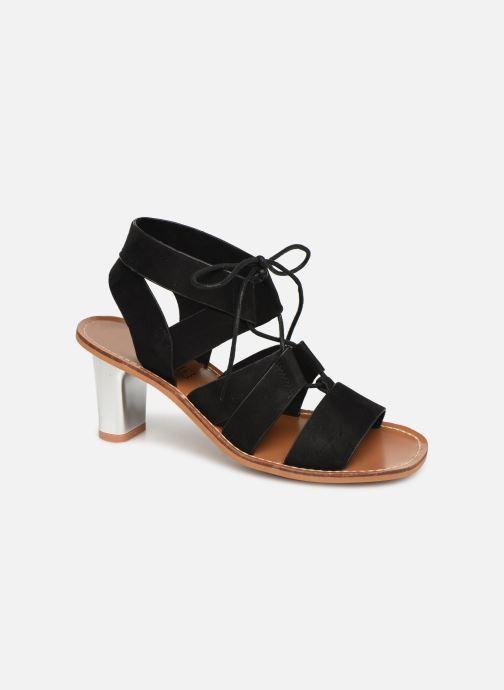 Sandali e scarpe aperte Vanessa Wu SD1552 Nero vedi dettaglio/paio