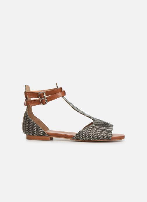Sandales et nu-pieds Vanessa Wu SD1793 Vert vue derrière