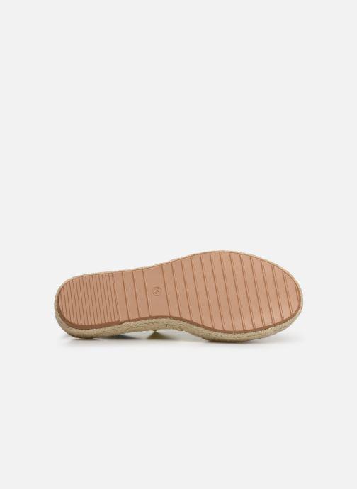 Sandales et nu-pieds Vanessa Wu SD1283 Rose vue haut
