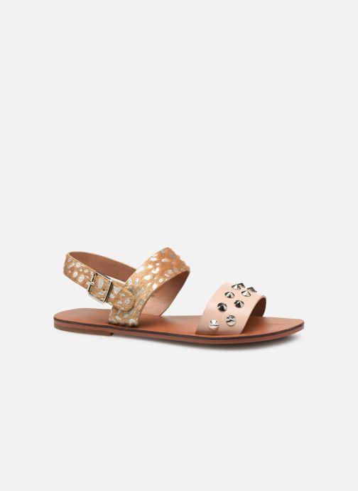 Sandali e scarpe aperte Vanessa Wu SD1720 Multicolore immagine posteriore