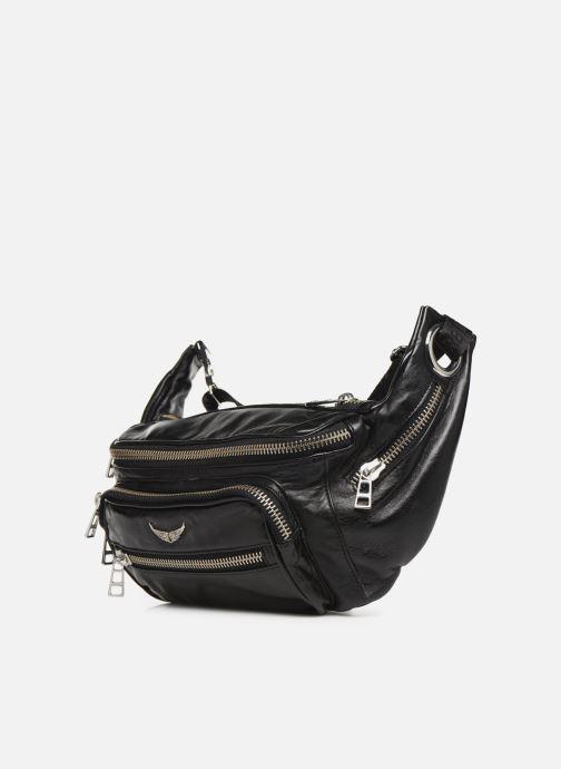 Portemonnaies & Clutches Zadig & Voltaire BANANE CRUSH schwarz schuhe getragen