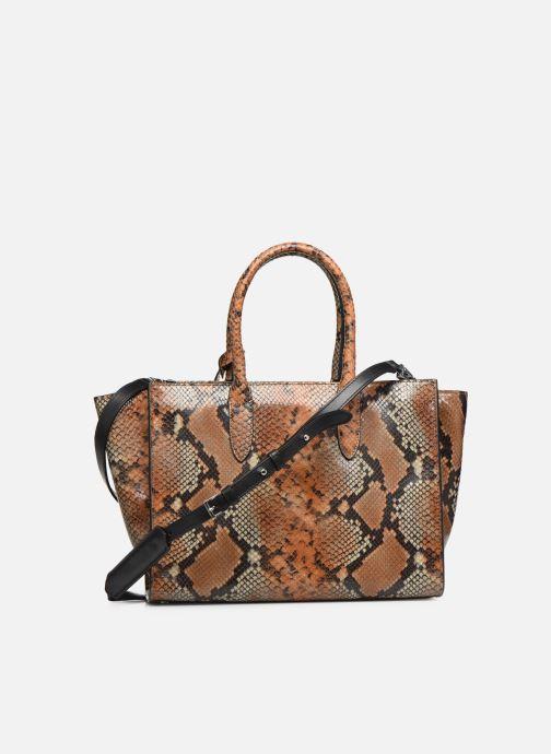 Handbags Zadig & Voltaire CANDIDE MEDIUM Brown front view