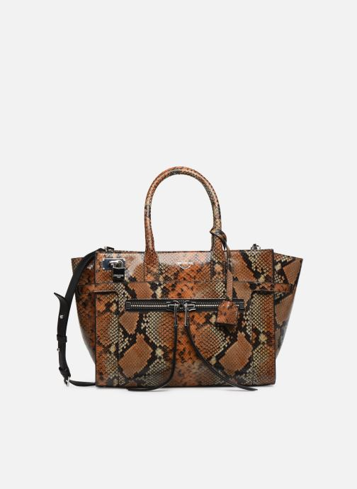 Handbags Zadig & Voltaire CANDIDE MEDIUM Brown detailed view/ Pair view