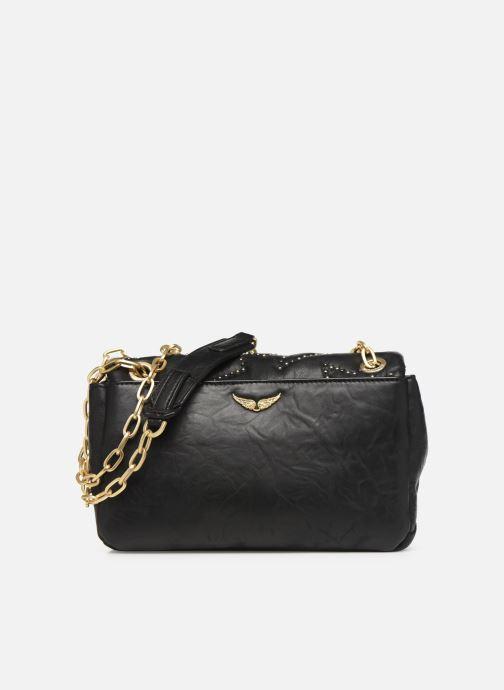 Handtassen Zadig & Voltaire ZIGGY MAT CLOUS Zwart voorkant