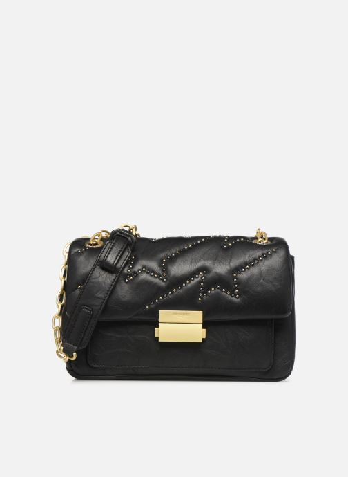 Handtassen Zadig & Voltaire ZIGGY MAT CLOUS Zwart detail