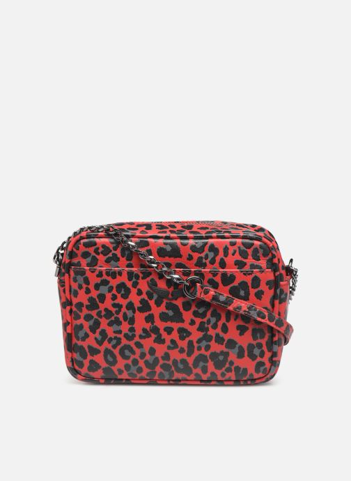 Handbags Zadig & Voltaire XS BOXY INIT LE Red front view