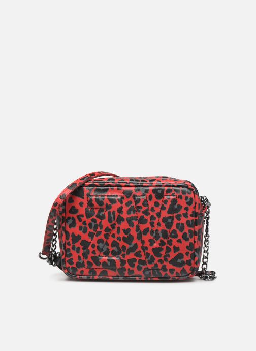Handbags Zadig & Voltaire XS BOXY INIT LE Red detailed view/ Pair view