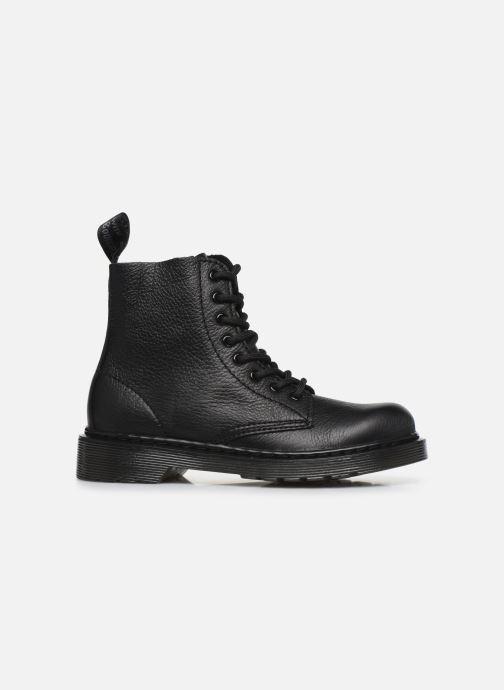 Bottines et boots Dr. Martens 1460 Pascal Mono J Noir vue derrière