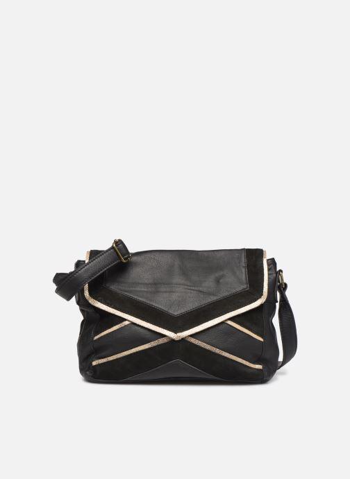 Sacs à main Pieces Cornelia Leather Crossbody Noir vue détail/paire