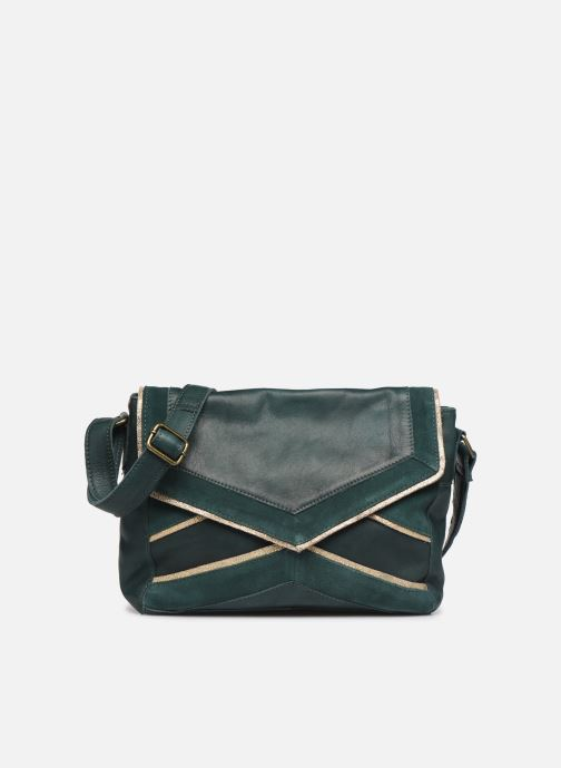 Sacs à main Pieces Cornelia Leather Crossbody Vert vue détail/paire