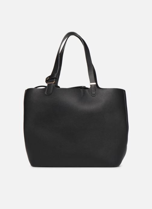 Handtassen Pieces Kopa Shopper Zwart detail