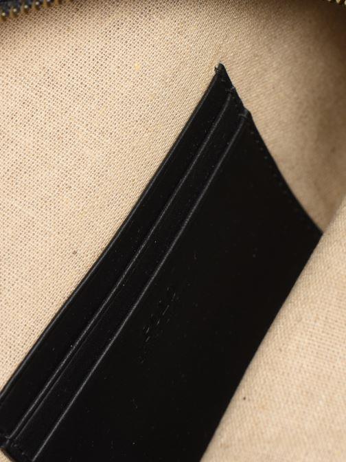 Handtassen Polo Ralph Lauren HALF MOON Zwart achterkant