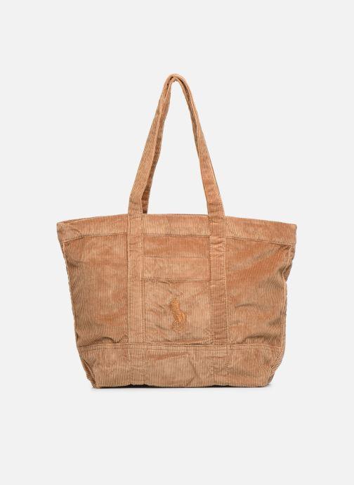 Handtaschen Polo Ralph Lauren PP TOTE CORDUROY beige detaillierte ansicht/modell