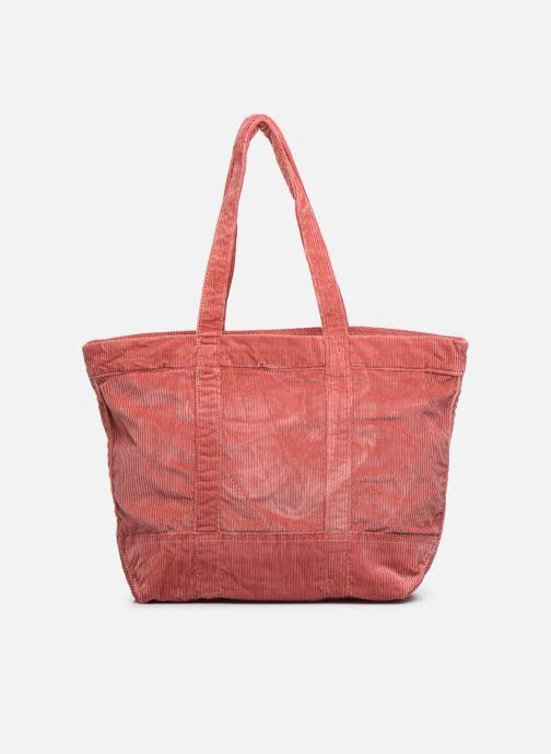 Handtassen Polo Ralph Lauren PP TOTE CORDUROY Roze voorkant