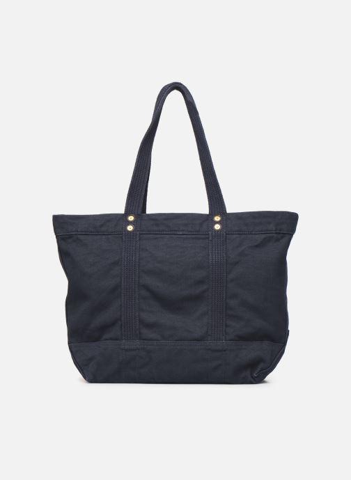 Handtassen Polo Ralph Lauren PP TOTE POLO Blauw voorkant