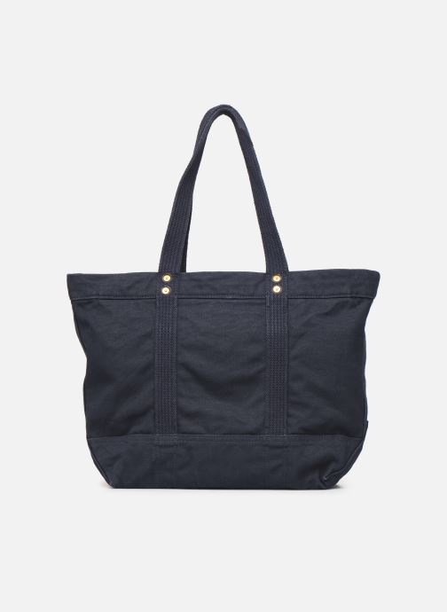 Handbags Polo Ralph Lauren PP TOTE POLO Blue front view