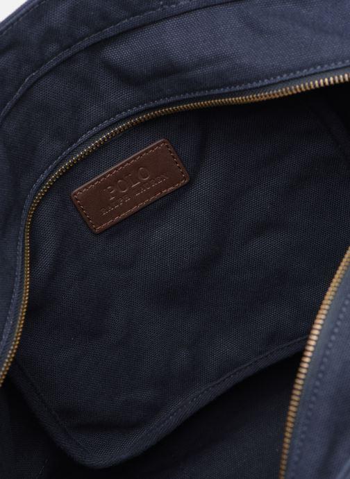Sacs à main Polo Ralph Lauren PP TOTE POLO Bleu vue derrière