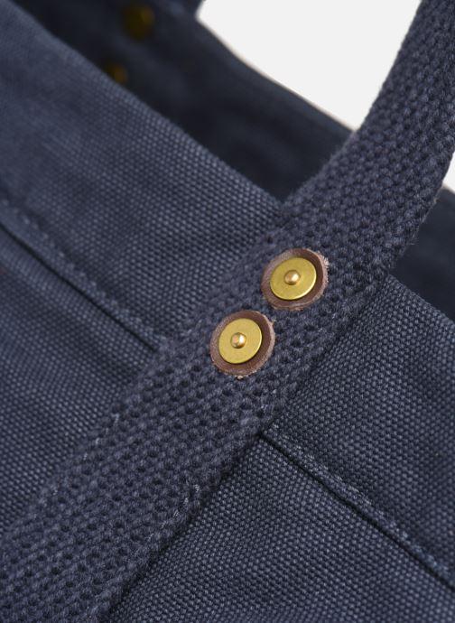 Handtassen Polo Ralph Lauren PP TOTE POLO Blauw links