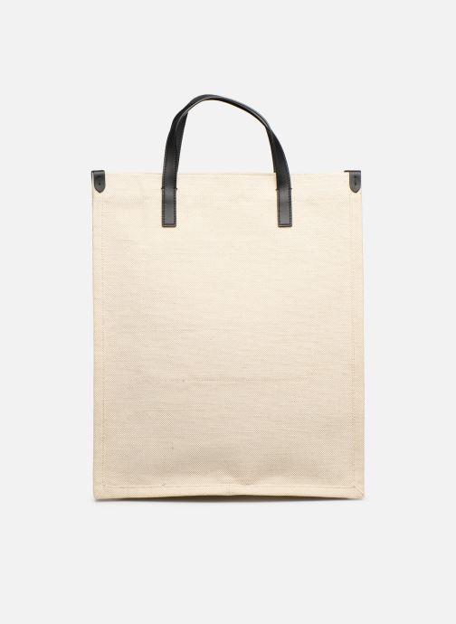 Handtaschen Polo Ralph Lauren SHOPPER TOTE weiß ansicht von vorne