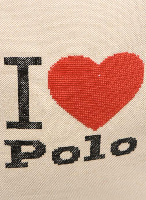 Handtaschen Polo Ralph Lauren SHOPPER TOTE weiß ansicht von links