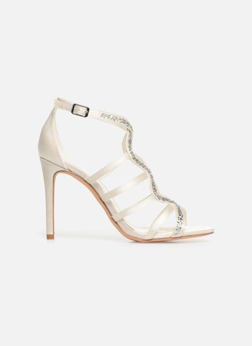 Sandales et nu-pieds Menbur 6763 Blanc vue derrière