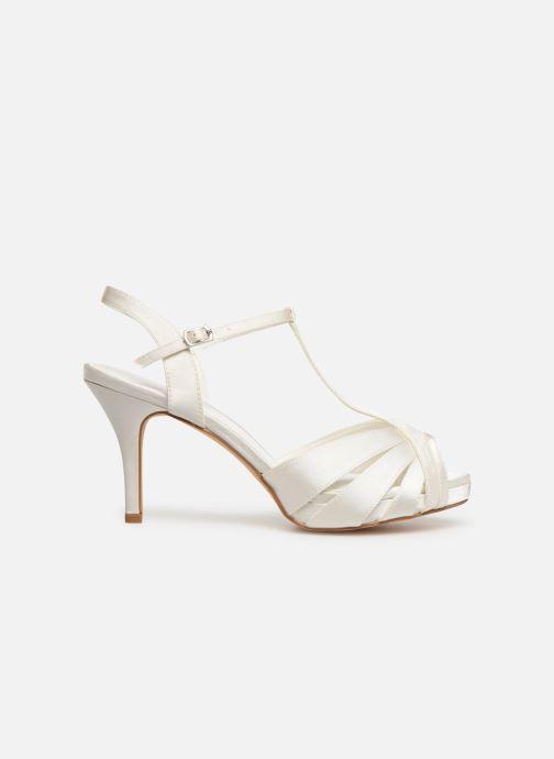 Sandales et nu-pieds Menbur 6263 Blanc vue derrière