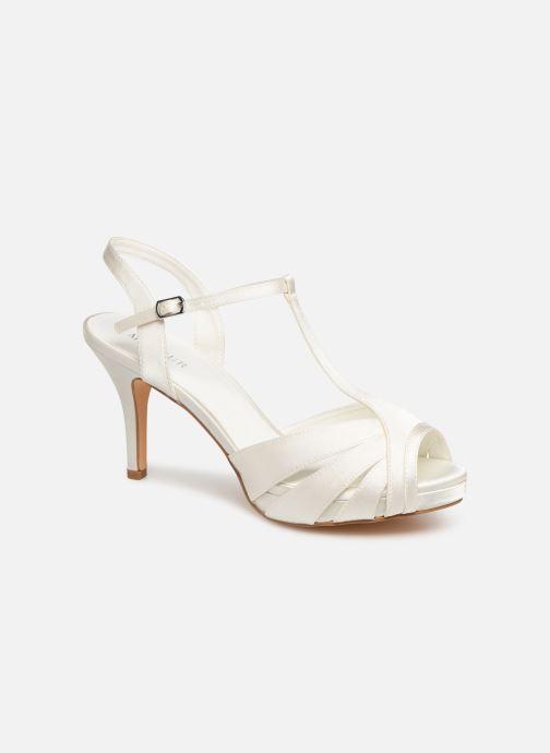 Sandales et nu-pieds Menbur 6263 Blanc vue détail/paire