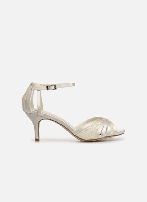 Sandales et nu-pieds Menbur 7261 Blanc vue derrière