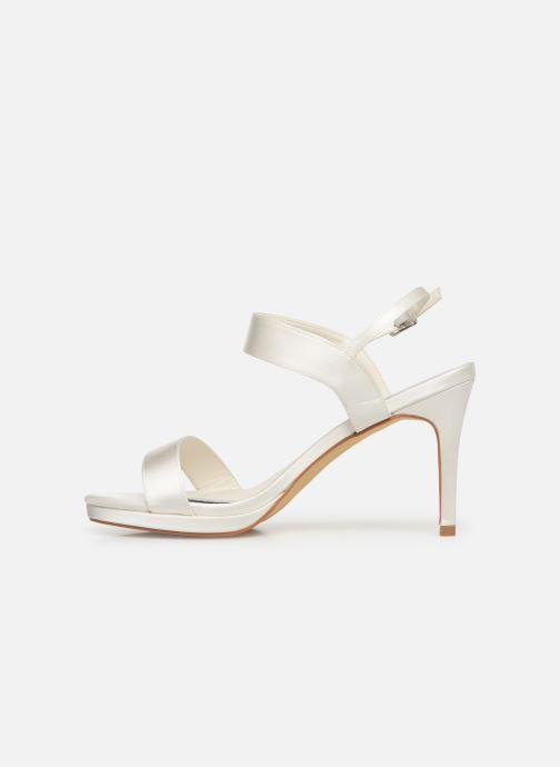 Sandales et nu-pieds Menbur 9528 Blanc vue face