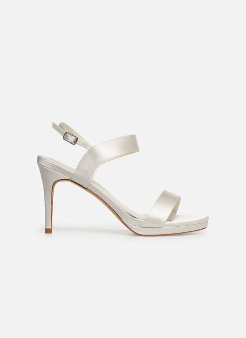 Sandales et nu-pieds Menbur 9528 Blanc vue derrière