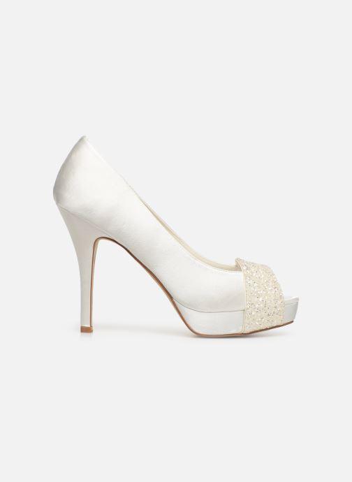 High heels Menbur 6205 White back view