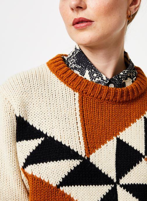 Vêtements Essentiel Antwerp THEDI Multicolore vue face
