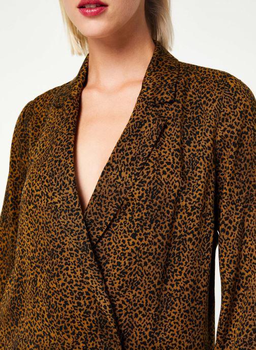 Vêtements Essentiel Antwerp TRACY Noir vue face