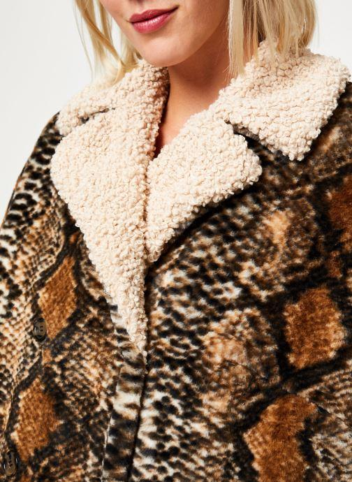 Vêtements Essentiel Antwerp TRUELOVE2 Marron vue face