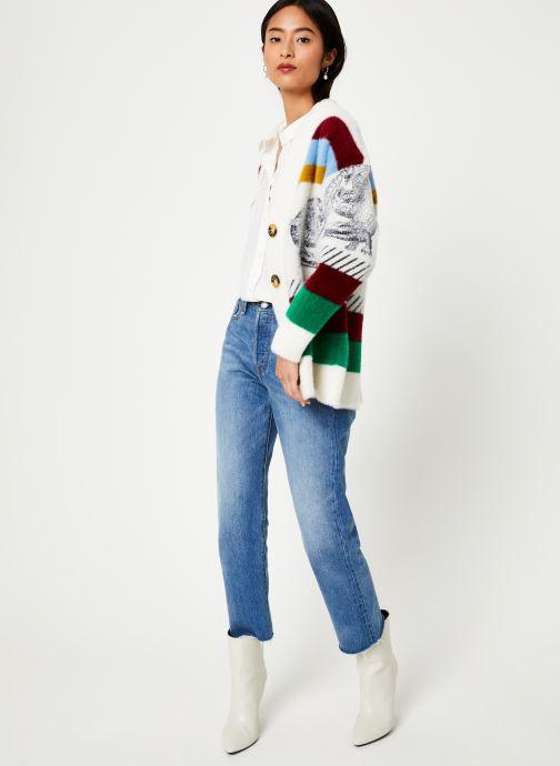 Vêtements Essentiel Antwerp TURF Multicolore vue bas / vue portée sac