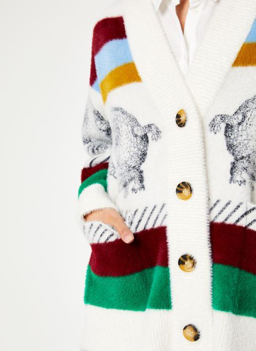 Vêtements Essentiel Antwerp TURF Multicolore vue face
