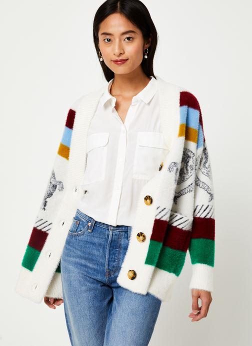 Vêtements Essentiel Antwerp TURF Multicolore vue droite