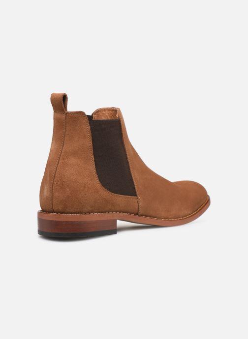 Stiefeletten & Boots Mr SARENZA DAMAN braun ansicht von vorne