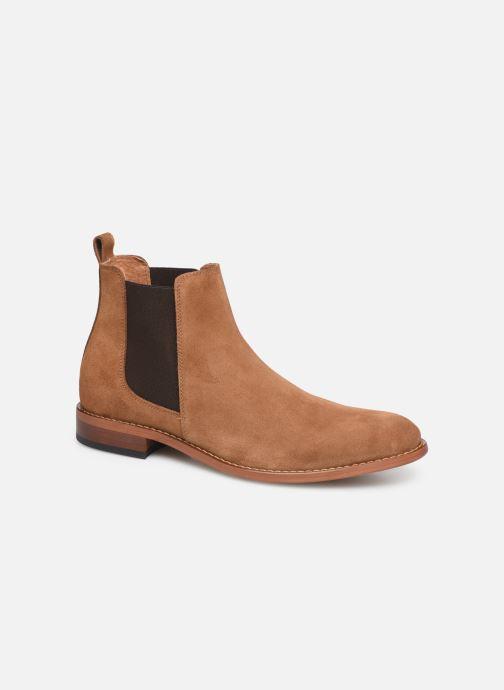 Bottines et boots Mr SARENZA DAMAN Marron vue droite