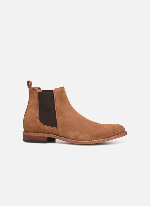 Bottines et boots Mr SARENZA DAMAN Marron vue détail/paire