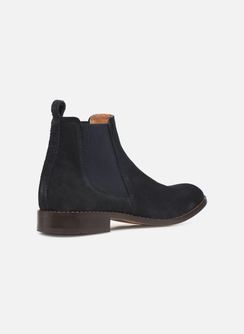 Bottines et boots Mr SARENZA DAMAN Bleu vue face