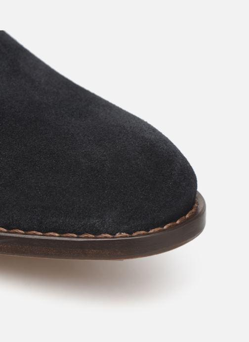 Bottines et boots Mr SARENZA DAMAN Bleu vue gauche