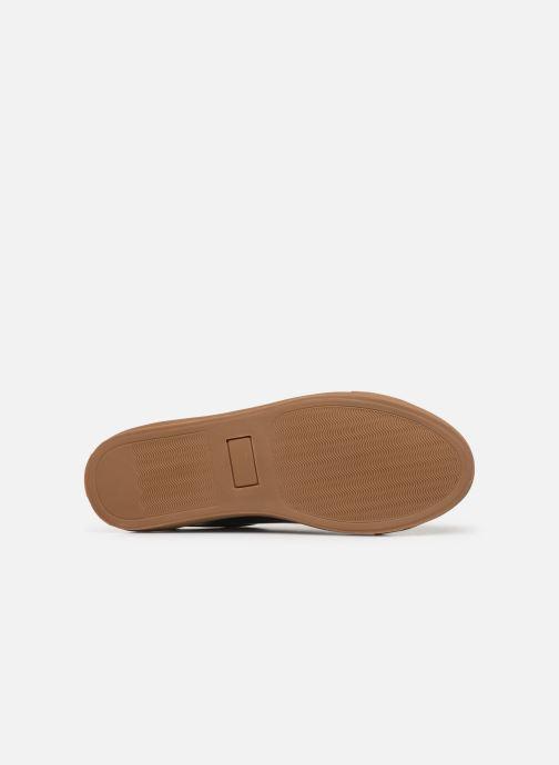 Sneaker Mr SARENZA DELCO weinrot ansicht von oben