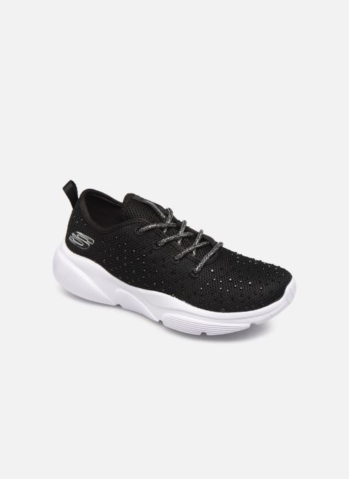Sport shoes Skechers Meridian Intentful Black detailed view/ Pair view