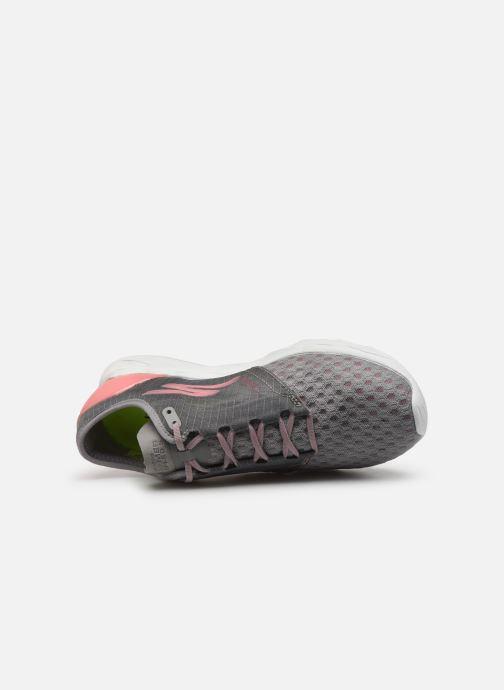Chaussures de sport Skechers Go Meb Speed 5 Gris vue gauche